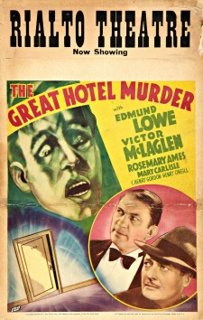 The Great Hotel Murder