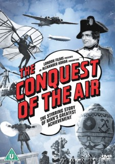 Affiche du film The Conquest of the Air