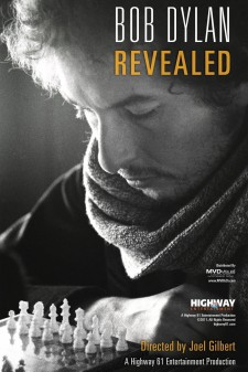 affiche du film Bob Dylan Revealed