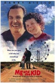 Affiche du film Me and the Kid