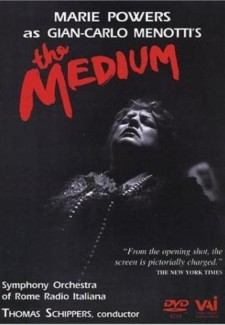 affiche du film The Medium
