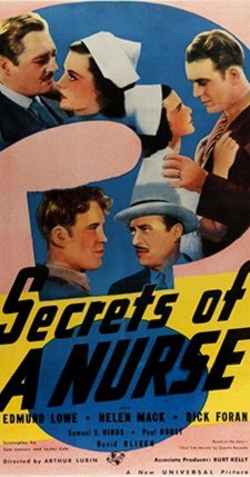 Affiche du film Secrets of a Nurse