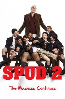 Affiche du film Spud 2: The Madness Continues