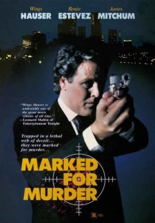 Affiche du film Marked for Murder