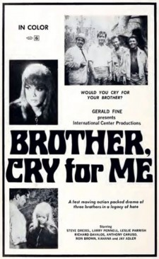 Affiche du film Brother, Cry For Me