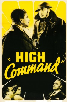 Affiche du film The High Command