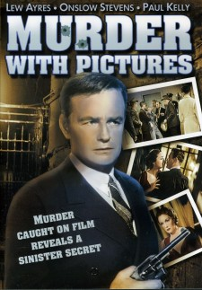 Affiche du film Murder with Pictures
