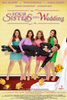 Affiche du film Four Sisters And A Wedding