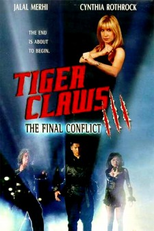 Affiche du film Tiger Claws III: The Final Conflict
