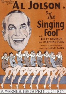 Affiche du film The Singing Fool