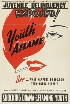 Affiche du film Youth Aflame