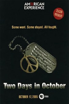 Two Days in October