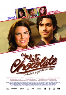 Affiche du film Me late chocolate