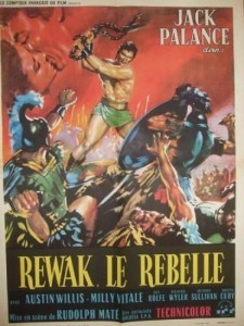 Affiche du film Rewak, le rebelle