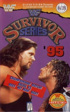 WWE Survivor Series 1995