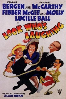 Affiche du film Look Who's Laughing