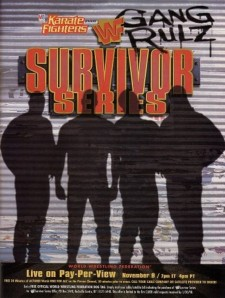 WWE Survivor Series 1997