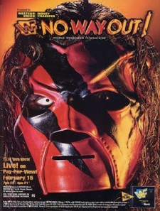 WWE No Way Out of Texas: In Your House