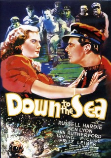 Affiche du film Down to the Sea