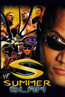 Affiche du film WWE SummerSlam 2000