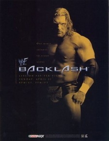 Affiche du film WWE Backlash 2002