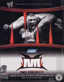 Affiche du film WWE No Mercy 2003
