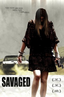 Affiche du film Savaged