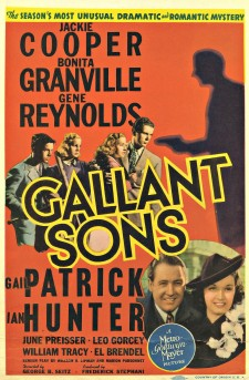 Affiche du film Gallant Sons