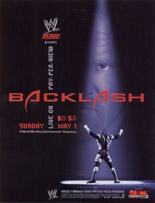 WWE Backlash 2005
