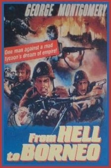 Affiche du film Hell of Borneo