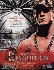 WWE New Year's Revolution 2006