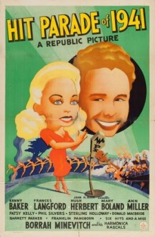 Affiche du film Hit Parade of 1941