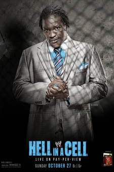 Affiche du film WWE Hell in a Cell 2013
