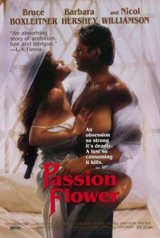Affiche du film Passion Flower