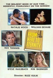 Affiche du film From Here to Eternity