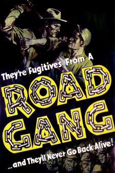 Affiche du film Road Gang