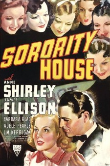 Affiche du film Sorority House