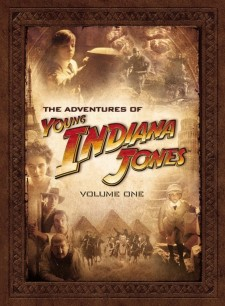 affiche du film The Adventures of Young Indiana Jones: Travels with Father
