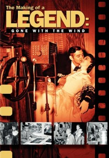 Affiche du film The Making of a Legend: Gone with the Wind