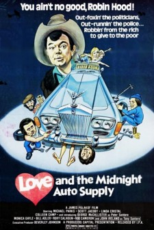 Affiche du film Love and the Midnight Auto Supply