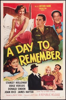 Affiche du film A Day to Remember