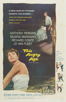 Affiche du film This Angry Age