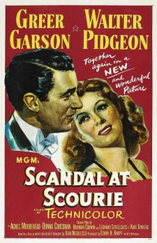 Scandal at Scourie