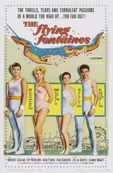 Affiche du film The Flying Fontaines