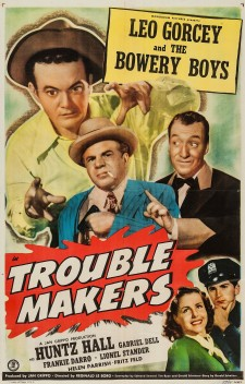 Affiche du film Trouble Makers