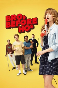 Affiche du film Bros Before Hos