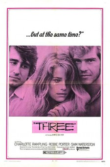Affiche du film Three