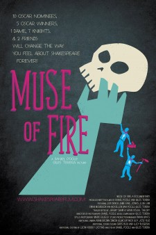 Affiche du film Muse of Fire