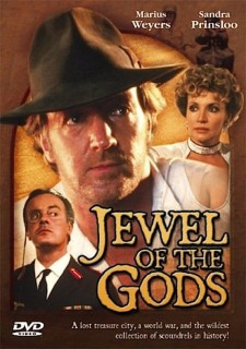 Affiche du film The Jewel of the Gods