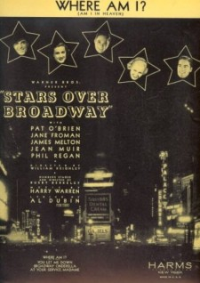 Affiche du film Stars Over Broadway